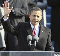 Obama geliyor