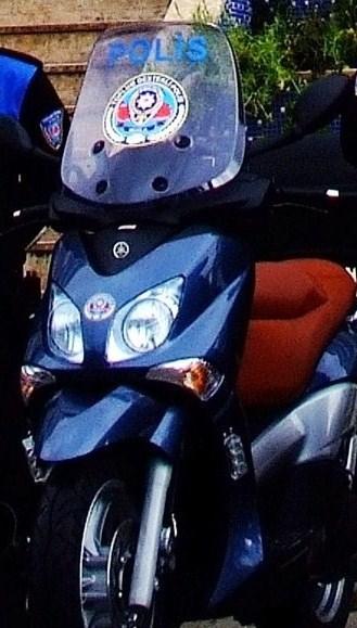 5 motorsiklet verildi