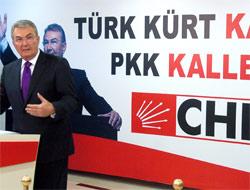 CHPnin İstanbul adayı