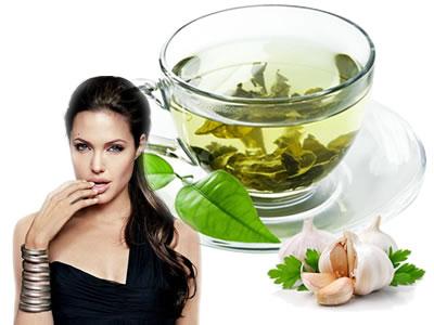 Garlic Tea Sarımsak Çayı