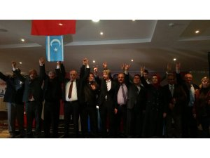 MHP'de yeni Başkan Kemal Kalemci