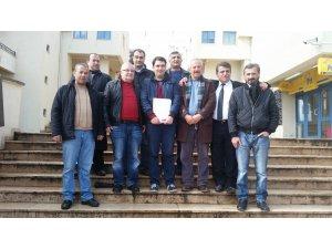 MHP Marmaris İlçe Yönetimi Resmen göreve başladılar