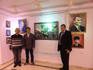 """""""Benim Atatürk'üm"""""""