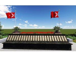 Fethiye Belediyesi  Şehit edilen 38 Türk diplomata saygı anıtı açıyor