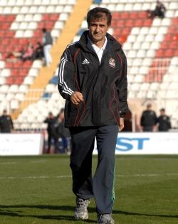 Trabzonspora Şenol Hoca