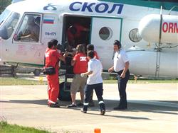 Fethiyede Paraşüt Kazası:1 Yaralı