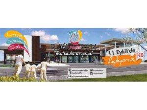 Rüya Park AVM Açılıyor