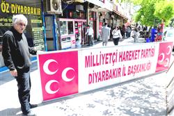 MHP, Diyarbakır Defterini Kapattı