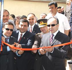 18 Yıl Sonra Emniyet Amirliği Açıldı
