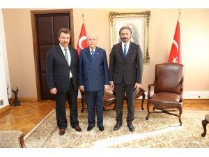 MHP Lideri Bahçeliden Muğla Basınına teşekkür