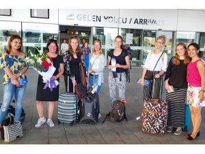 Hollandalı medya mensupları Bodrumda