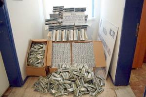 Kaçak sigara satan barmen