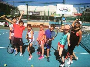 Muğlalı Tenisçiler İzmirde