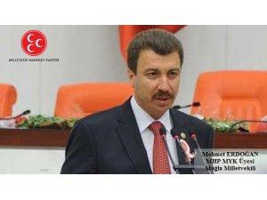 Erdoğan: Muhtarlar Gününü kutluyorum