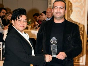 İçimiz titredi başlıklı haberinden dolayı Cavit Akgüne birincilik ödülü