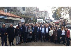 Kavaklıderede MHPye 41 kişi katıldı