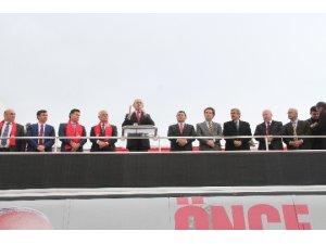 CHP Genel Başkanı Kılıçdaroğlu, Muğlada: - Diyorlar ki Tek adam rejimine geçeceğiz ve diyorlar ki Bütün yetkileri tek adama verelim.