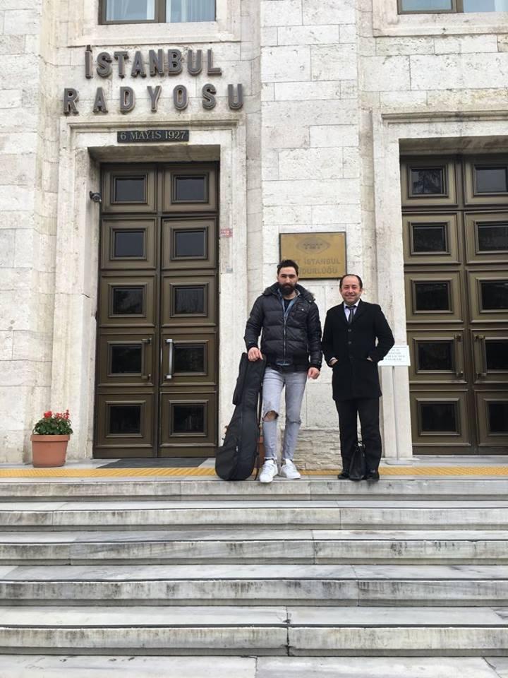SELÇUK ABAY TRT RADYO HABER'DE SEVENLERİYLE BULUŞTU