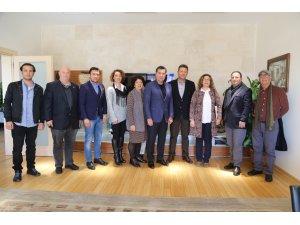 İyi Parti Bodrum ilçe Başkanı'ndan Başkan Kocadon'a ziyaret