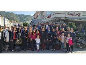 MHP Marmaris'te katılım rüzgarı
