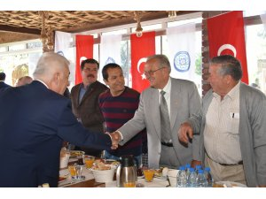 Başkan Gürün Fethiye Muhtarları ile Bir Araya Geldi