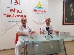 Özel Marmaris Hastanesi ve Ahu Hastanesiyle birleşti