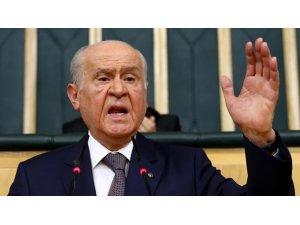 Devlet Bahçeli: Türkiyeye tuzak kuruluyor