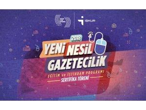 """Çavuşoğlu """"Yeni Nesil Gazetecilik Eğitimi"""" sertifika törenine katılacak"""
