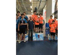 Büyükşehir'in Masa Tenisçileri Türkiye Şampiyonasında