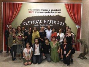Bodrum Belediyesi Şehir Tiyatrosu Diyarbakır'da