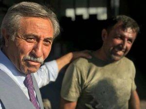 MHP'nin sürükleyici gücü Hacı Çelik