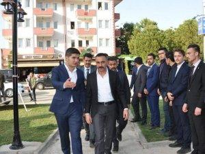 Ülkü Ocakları Muğla il başkanı Cihangir Yıldırım'dan sandık çağrısı