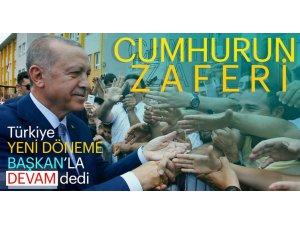 Türkiye demokrasi dersi verdi