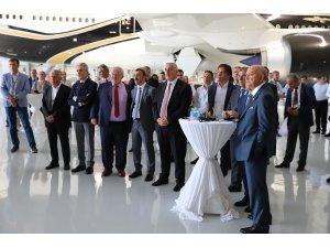Havacılık sektörü AMAC Aerospace'in açılışında bir araya geldi