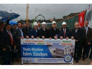 """Dev yatırımın ismi """"Türkan Saylan Çağdaş Yaşam Merkezi"""""""