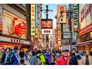 GÜNEŞİN DOĞDUĞU YER JAPONYA'NIN GURMELER ŞEHRİ OSAKA