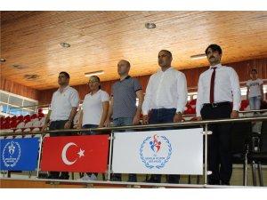 """""""MUĞLA'DA OLİMPİYAT SİSTEMİYLE MÜSABAKA"""""""