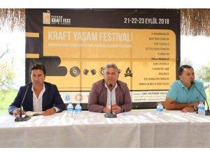 """Bodrum'da sarı yaz """"Bodrum Kraft Fest"""" ile kutlanacak"""
