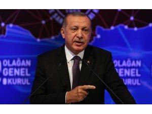 Cumhurbaşkanı Erdoğandan ittifak ve aday açıklaması