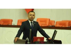 CHP'li Erbay: Tarihi Likya Yolu'nun yağmalanmasına izin vermeyeceğiz