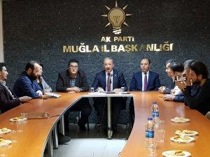AK Parti Muğlada yerel seçimler aday adaylığı başvuru süreci başladı