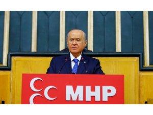 MHP Lideri Bahçeli: Biz Türklüğümüzle övünürüz, çünkü Türk oğlu Türk'üz
