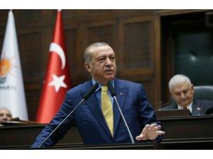 Cumhurbaşkanı Erdoğandan İrana yaptırım açıklaması