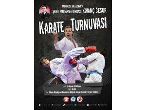 Şehit Binbaşı Kıvanç Cesur Anısına, Karate Turnuvası Düzenleniyor