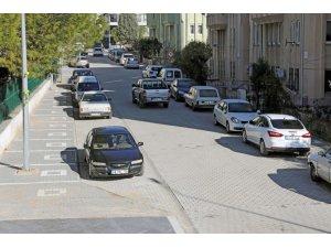 600 araç kapasiteli park alanı kazandırdık
