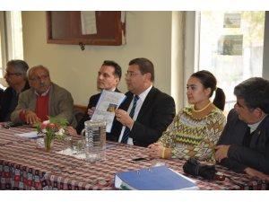 Milas Belediyesi Çomakdağ mahallesi için önemli projeye imza atıyor