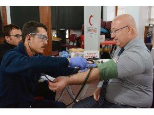 Menteşe Personelinden Öykü İçin Kan ve Donör Bağışı