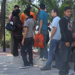 Marmaris ve Datça'da 10 kaçak yakalandı