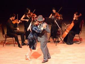 Büyükşehirden Oda Müziği 'Valsler ve Tangolar' konseri