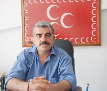MHP İlçe Başkanı Gürcoşkun, kongre öncesi birlik mesajı verdi